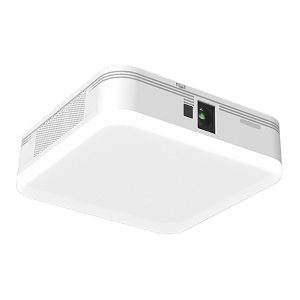 Intelligent projection ceiling light: sparks from the collision of home aesthetics and technological innovation